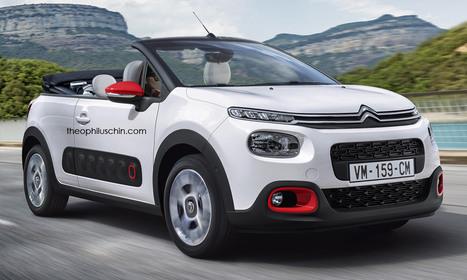 Citroën C3 Cabriolet : éventualité réaliste ! | MonAutoNews | Scoop.it