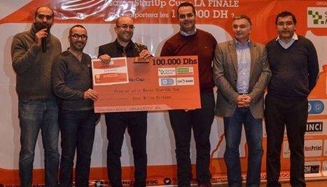 C'est parti pour le StartUp Maroc Championship - Médias 24 | Geekkech : just another geek ... | Scoop.it