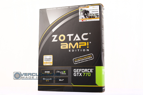[PREVIEW] Zotac GTX770 AMP! Edition - Overclocking Made in France | Modding | Scoop.it