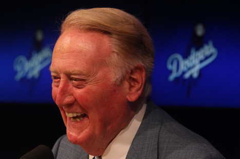Dodgers' Vin Scully to return in 2016 | CLOVER ENTERPRISES ''THE ENTERTAINMENT OF CHOICE'' | Scoop.it