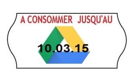 Google Drive : définir une date de fin de partage pour un dossier | Geekeries | Scoop.it