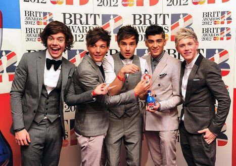 Brit Awards | 1D - One Direction | Scoop.it