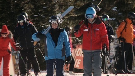Shrinking Snow Means Steep Slide for Ski Industry | PBS NewsHour | Feb. 27, 2013 | Sustain Our Earth | Scoop.it