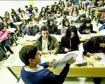 Alumnos de Educación se familiarizan con el braille | Salud Visual 2.0 | Scoop.it