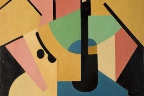 Wie waren de Belgische voorvechters van de abstracte kunst? - De ... | cultuurnieuws | Scoop.it
