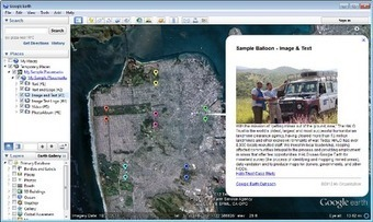 Google Lat Long: Spreadsheet Mapper 3: More placemarks, advanced customization, and more | #GoogleEarth | Scoop.it