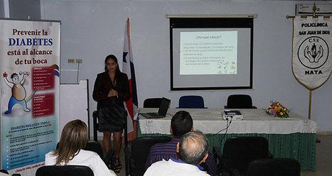 Funcionarios son orientados sobre la diabetes mellitus - Panamá On | Seguridad Ocupacional | Scoop.it