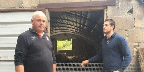 Grippe aviaire en Dordogne : des exploitations modèles pour expliquer les nouvelles normes | Agriculture en Dordogne | Scoop.it