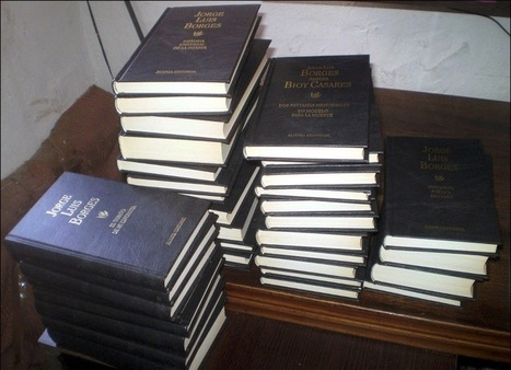 74 libros recomendados por Borges | Educacion, ecologia y TIC | Scoop.it
