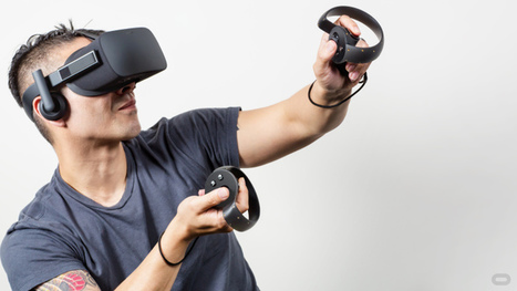 Oculus VR Brings A New Reality To The Gaming Industry | (I+D) (i+c): Realidad aumentada (AR), Learning Analytics, SNA, Big Data, 3D, Cloud Computing, Robotics & other educative trends | Scoop.it