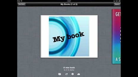 Introduction to Book Creator | Appy Hour with A... | Go Go Learning | Scoop.it