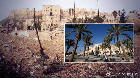 Aleppo before & after: Shocking images underscore war devastation of ancient Syrian city (PHOTOS) | Saif al Islam | Scoop.it
