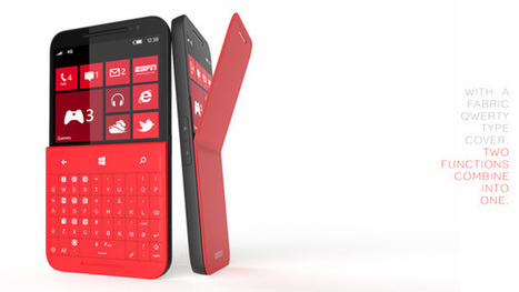 Plumage Concept Windows Phone | Art, Design & Technology | Scoop.it