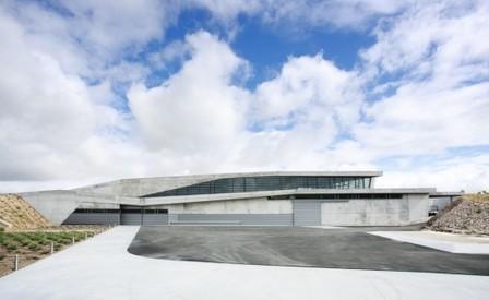 [Peñafiel Valladolid, Spain] Qumran Winery / Konkrit Blu Arquitectura | The Architecture of the City | Scoop.it