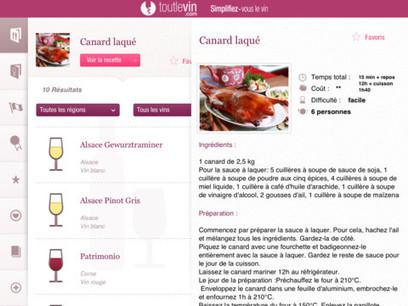 App Store - Un Mets & Un Vin | Vins et Vignerons | Scoop.it