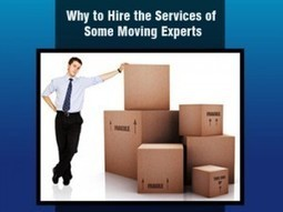 Why to Hire the Services of Some Moving Experts | Super Man and Van Removals Company | Scoop.it