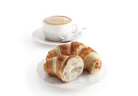 Café et croissant 3D | 3D Library | Scoop.it