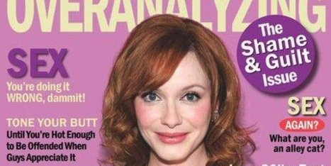 The 'Average Women's Magazine Cover' Parody You Need To See | Teaching an 'Art' | Scoop.it