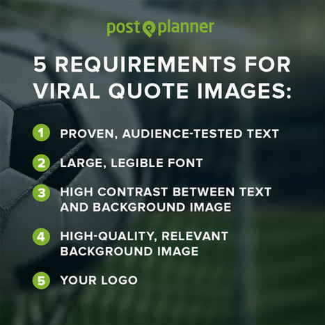 How to Create Engaging Images for Social Media | Content is king | Scoop.it
