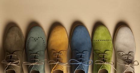 Cappelletti: colorful desert boots made in Le Marche | Le Marche & Fashion | Scoop.it