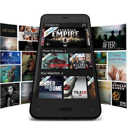 Amazon lance son Fire Phone… pour vous vendre plein d'autres choses | mediaTIC+ | Scoop.it