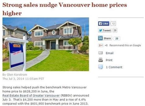 Using MLS Listings in Vancouver When Buying Homes in a Sellers' Market   Jamie Hooper   Scoop.it