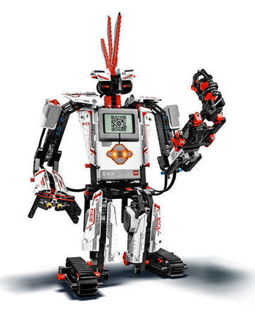 Lego Mindstorms EV3 Hackable Robots Run Linux | Em