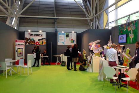 La Feria del libro Infantil de Bolonia dedica espacio y programa a lo digital | Noticias y comentarios de actualidad. Documenta 45 | Scoop.it