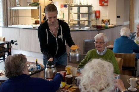 Dutch Retirement Home Offers Free Rent to Students in Exchange for Neighborly Interaction | Sisu Bento Box | Scoop.it