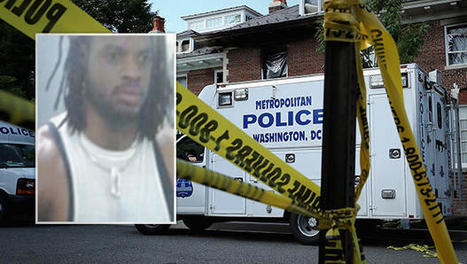 D.C. Police: Suspect in quadruple murder captured | fitness, health,news&music | Scoop.it
