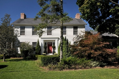 Private, Peaceful and Perfect   207 John Street, Niagara on the Lake, ON   Luxury Real Estate Canada   Scoop.it