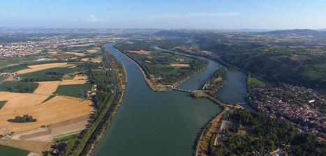 La renaissance du Rhône, un fleuve menacé par l'urbanisation et l'industrialisation | Géographie : les dernières nouvelles de la toile. | Scoop.it