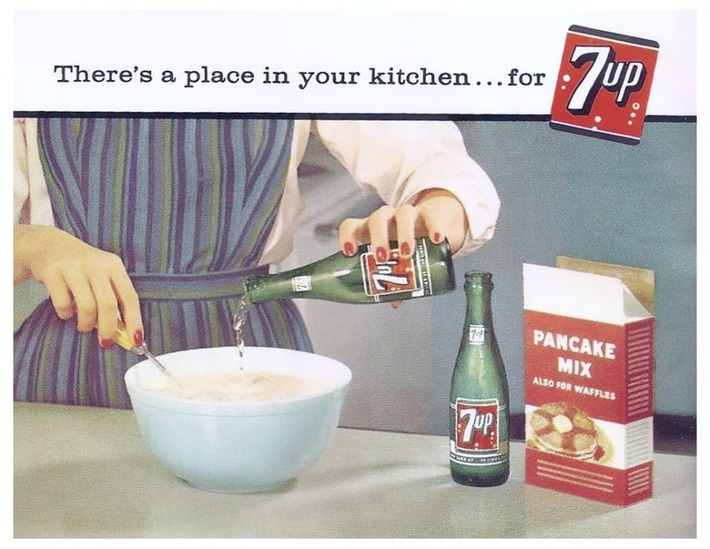 Vintage 7-Up Ad | A Marketing Mix | Scoop.it