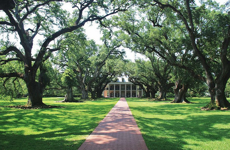 The Best Locations in Louisiana for Photography - Loaded Landscapes | Oak Alley Plantation: Things to see! | Scoop.it