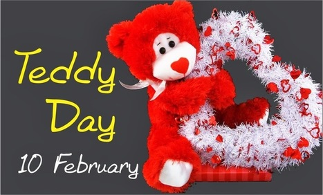 Happy Teddy Day 2015 SMS, Quotes, Messages, Images and Photos   Soft Wallpapers   Scoop.it