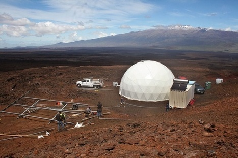 Will Living on Mars Drive Us Crazy?   Physics as we know it.   Scoop.it
