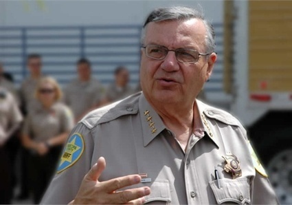 Sheriff Arpaio Loses Federal Immigration Enforcement Powers - News - POLICE Magazine | Criminal Justice in America | Scoop.it