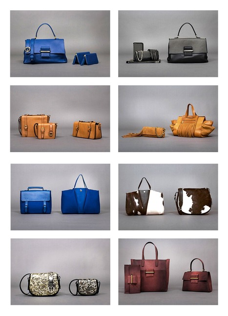 Orciani - Woman Collection Fall Winter 2013/14 | Le Marche & Fashion | Scoop.it