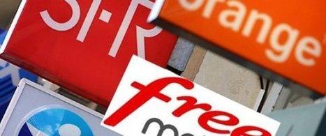 Le difficile ménage à quatre des opérateurs téléphoniques va continuer | Tél&coms | Scoop.it