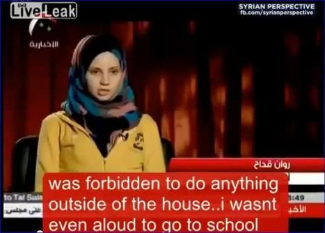 Syrian Rebels Father Allows Rebels to Repeatedly Rape 15yro Daughter | War Against Islam | Scoop.it