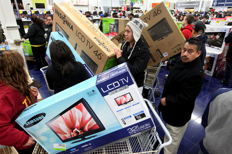 Black Friday watered down in Canada | Discussing Digital Citizenship | Scoop.it