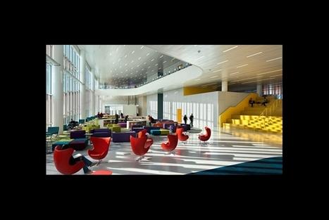 19 bibliothèques récompensées par les Library Interior design ... | Bibliolecture | Scoop.it