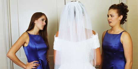 10 Things You Should Never Say To A Bride Before Her Wedding - Huffington Post | Weddings & Events | Scoop.it
