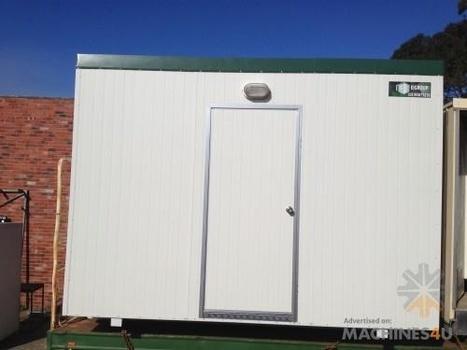 Group Portable Building 3.6X3m accomo | Farm Machinery | Scoop.it
