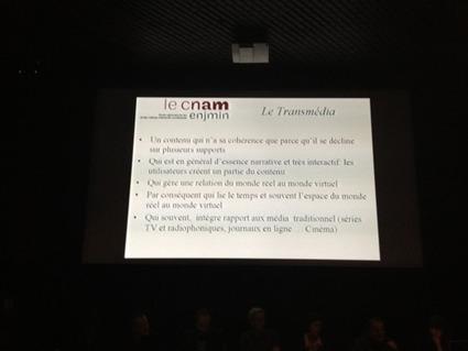 #NumMQB Quelques retours de la table-ronde transmedia | NTIC et musées | Scoop.it
