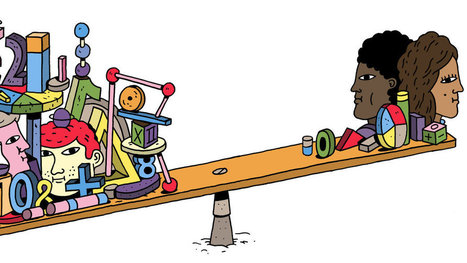 Too Few Girls and Minorities Study Tech Subjects - New York Times | Resource Based Economy | Scoop.it