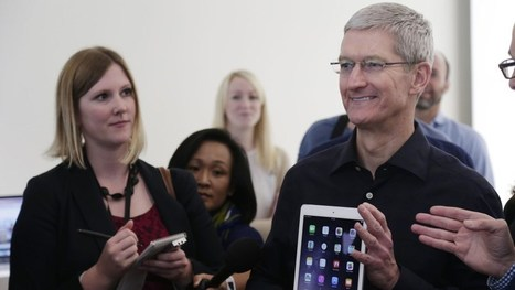Tim Cook, in his own words, on why the iPad has a bright future | Apple | Scoop.it