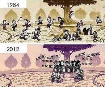 Problemas con las tecnologías y el juego infantil ~ Docente 2punto0 | Pedalogica: educación y TIC | Scoop.it
