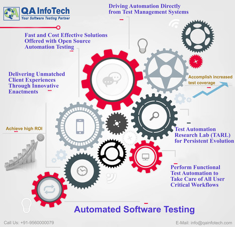 Open Source Test Automation   Cloud Testing Experts   Scoop.it