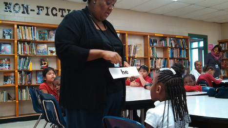 Tennessee rolls out sweeping literacy initiatives amid stagnant reading scores | Tennessee Libraries | Scoop.it